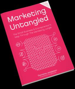 Marketing Untangled Book