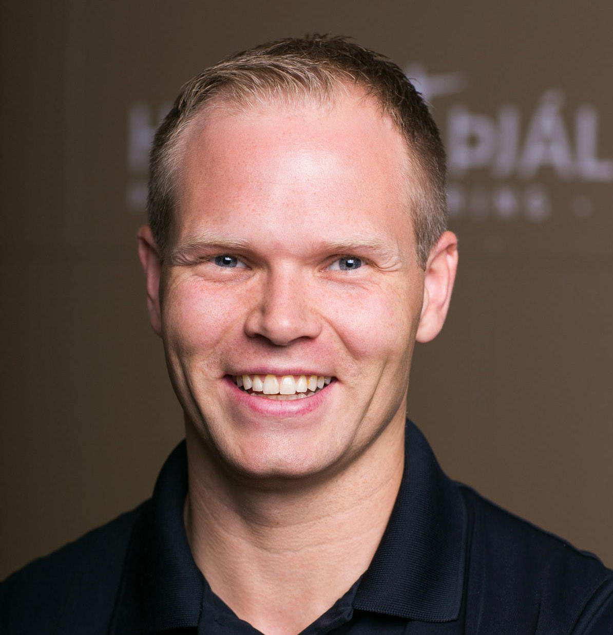 David Kristinsson, health coach, entrepreneur, owner of Heilsuthjalfun.is, 30.is and author of