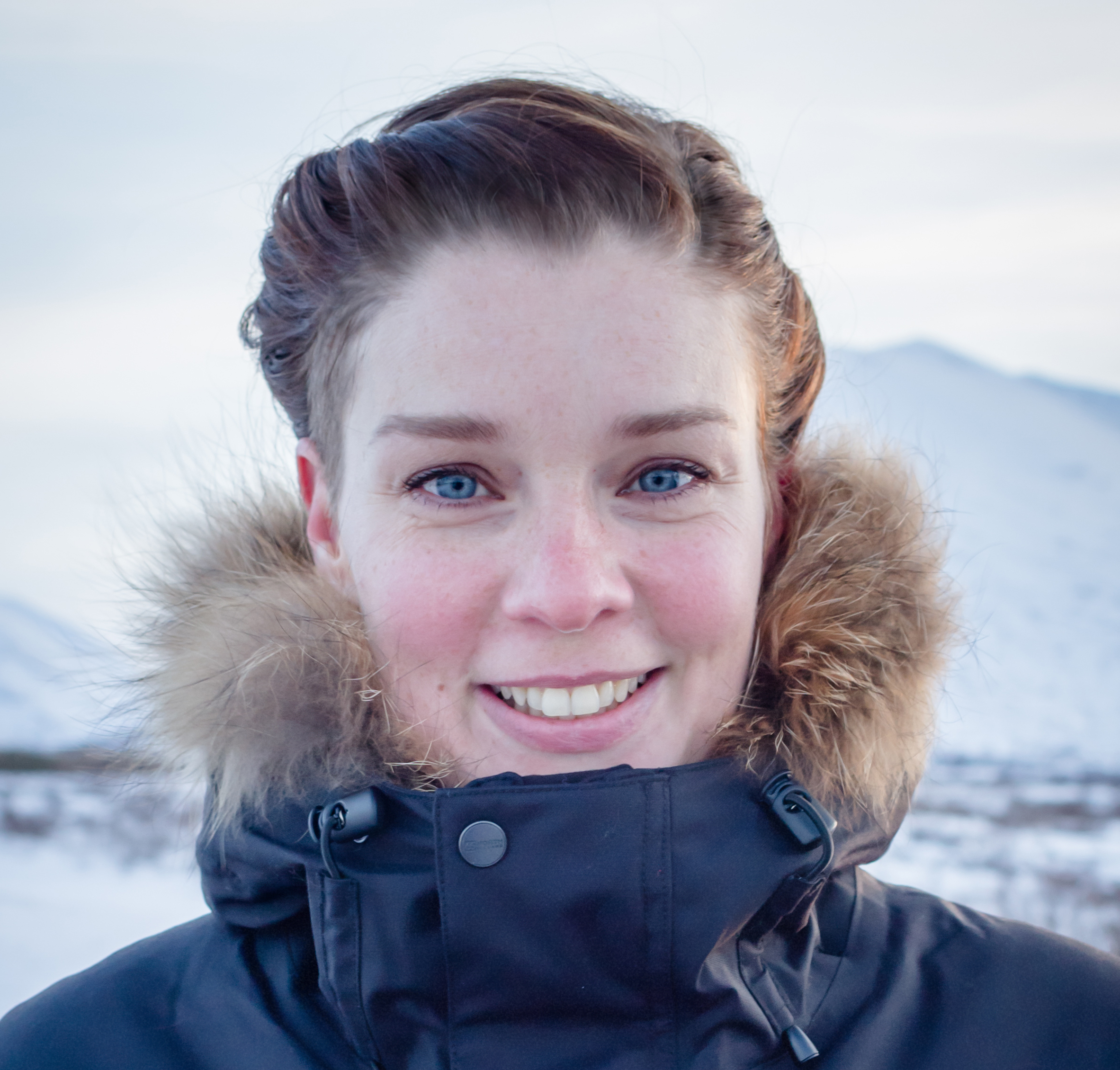 Magnfridur Petursdottir, Marketing Director, Travel East