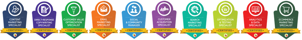 Certified Digital Marketing Specialist - Thoranna.is